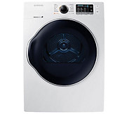 Samsung 2.2 Cubic Foot Front-Load Washer with S uper Speed - E288925