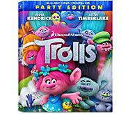 Trolls Blu-ray/DVD/Digital Copy - E290525