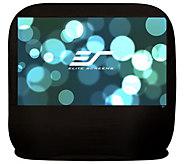Elite Screens 84 Pop Up Cinema Series OutdoorScreen - E293425