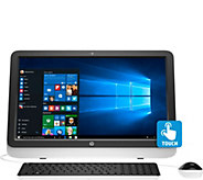 HP All-in-One 22 Windows 10 Quad Core w/ 8GB RAM 1TB HDD LifetimeSupport - E229226