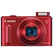Canon PowerShot SX610 HS 20.2 MP Digital Camerawith Wi-Fi - E282926
