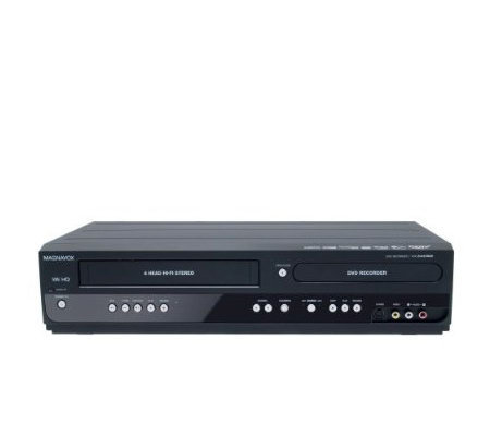 Magnavox ZV457MG9 DVD Player/Recorder/VCR Combo
