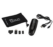HALO Universal Wall/Car Charger w/USB Cable & Tips - E224727