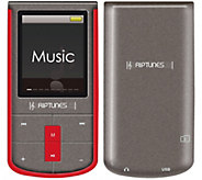 Riptunes 8GB MP3 Player with 1.8 LCD Screen - E284327
