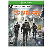 Tom Clancys The Division Game - Xbox One - E288227