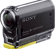 Sony HDR-AS20 11.9MP Action Camera - 1080p Video, Wi-Fi - E288527