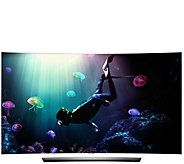 LG C6 Series 55 Class Smart OLED 3D Ultra HDTV - E288627