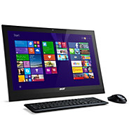 Acer 22 Touch All-in-One PC Core i3 8GBRAM , 1TB HDD - E291327