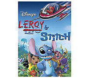 Leroy & Stitch DVD - E269328