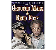 Comic Legends - Groucho Marx & Redd Foxx DVD - E270228