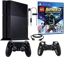 Sony PS4 System with Lego Batman 3