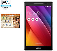 ASUS 8 ZenPad - Intel Quad-Core, 16GB eMMC Memory & Software - E284628