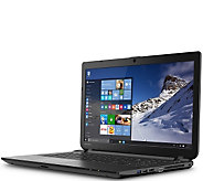 Toshiba 15 Windows 10 Laptop - AMD A8, 8GB RAM, 1TB HDD - E287528