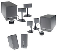 Bose Companion Multimedia Speaker System - /E02229