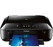 Canon MG6820 All-in-One Wireless Photo Printer with Software Bundle - E228529