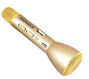 Magnavox Wireless Karaoke Microphone w/ Speaker - E230529