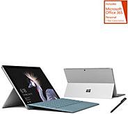 Microsoft Surface Pro 4 Intel 128GB SSD w/ Keyboard, Office & Pen - E231829