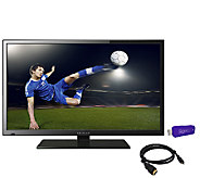 Proscan 42 Class 4K Ultra HDTV with HDMI Cable& Roku Stick - E282729