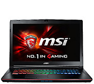 MSI 17 Apache Pro Gaming Laptop Core i7, 16GB RAM, GTX 960M - E285429