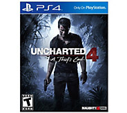 Uncharted 4: A Thiefs End - PS4 - E288229