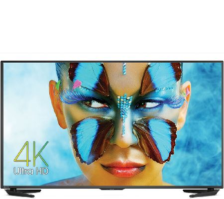 "Sharp 65"" 4K Ultra High Definition Smart TV with App Package - E228230"