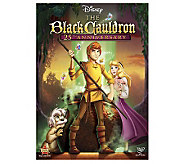 Black Cauldron 25th Anniversary Edition DVD - E269330