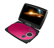Impecca 9 Swivel Portable DVD Player - E276030