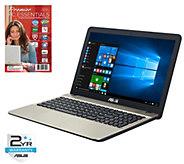 ASUS 15.6 Laptop - Core i5, 8GB RAM, 1TB HDD,Windows 10 - E289630