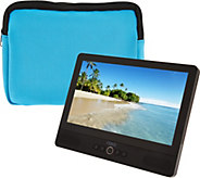 Naxa 9 Tablet with Built-in Portable DVD Player and Color Case - E229231