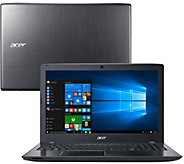 Acer 15 Laptop AMD A12 8GB RAM 1TB HDD AC WiFi, BT 4.1 Lifetime Tech - E229431