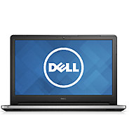 Dell 15 Touchscreen Laptop - Core i7, 8GB RAM, 1TB HDD - E286031