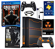 Sony 1TB Call of Duty: Black Ops 3 PS4 Bundle w/ Bonus Game - E286331