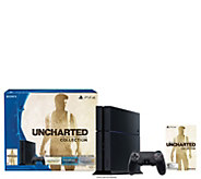 Sony PS4 500GB Uncharted: The Nathan Drake Collection Bundle - E286931