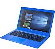 Acer Aspire One 14 Cloudbook - Intel Celeron,2GB RAM, 32GB - E288931