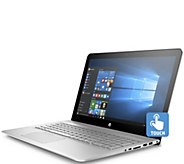 HP ENVY 15 Touch Laptop - Intel Core i7, 12GBRAM, 256GB SSD - E289331