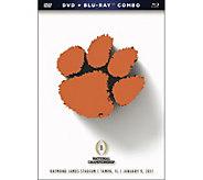 CFP Championship Clemson vs. AlabamaBlu-ray/DVD - E290531