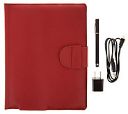 Justin Case 11,600 mAh Portable iPad Charger & Case - E224232