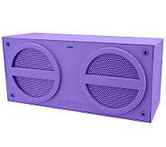 iHome Portable Mini Bluetooth Stereo Speaker with NFC - E224432