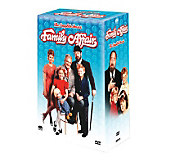 Family Affair: The Complete Series 24-Disc DVDSet - E270232
