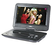 Naxa 10 TFT LCD Swivel Screen Portable DVD Player - E272232