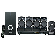 SuperSonic 5.1-Channel DVD Home Theater with Karaoke Function - E272532