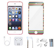Apple iPod Touch 32GB 5th-Generation Red Edition Bundle - E289932