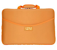 SlipIt! Plus Case for 15 Notebook - Orange - E247633
