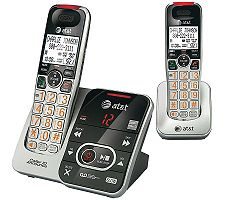 AT&T 2-Handset Answering System with Caller ID
