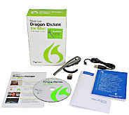 Nuance Dragon Dictate for Mac v4 Wireless - E283433