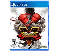 Street Fighter V - PS4 - E288233