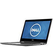 Dell 13.3 Touch 2-in-1 Laptop - 4GB RAM  500GBHDD - E289233