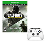 Call of Duty Infinite Warfare Legacy Edtn. & XBOX Controller - E290033