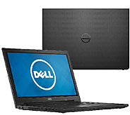 Dell 15 Touch Laptop QuadCore 4GB RAM 500GB HDD w/ Office 365 - E227534