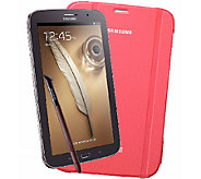 Samsung Galaxy Note 8 16GB WiFi Tablet with Book Cover - E227634